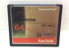 COMPACT FLASH SANDISK 64GB (120 MB/S UDMA 7) 5525721