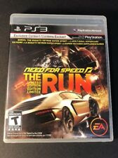 Need for Speed The Run [ Limited Edition ] (PS3) USED