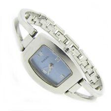 Fossil F2 Damenuhr Armbanduhr Damen Edelstahl blau ES-9935 3ATM Batterie neu N5