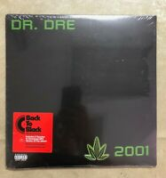 Dr. Dre - 2001 [Latest Pressing] [Explicit PA] New Sealed LP Vinyl Record Album