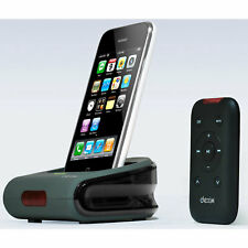 Dexim DRA022A Av Dock Station Audio & Photo With Remote Control IPhone IPod