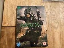 Arrow: Season 6 [DVD] [2018], Good DVD, , James Bamford