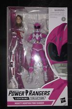Hasbro Power Rangers Lightning Collection Mighty Morphin Pink Ranger 6 Inch New