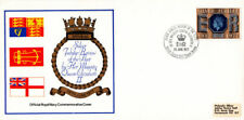 Her Majesty Queen Elizabeth 11 Review of the Fleet Spit