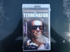 The Terminator for PlayStation Portable (PSP) - Movie - NEW and SEALED