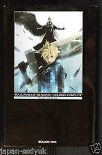JAPAN Final Fantasy VII Advent Children Complete Post Card Postcard book