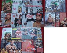 20 Pages/pagine __ the game __ rapporti raccolta/Clipping Collection