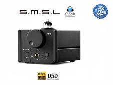 SMSL t1 Tube DSD-DAC DIGIT analogico Conv TUBI USB poiché CONVERTITORE Highend AKM ak4490