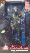 "JUNGLE DEMON Predator 1/4 Scale 18"" Special Edition Action Figure LED Neca 2017"
