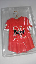Nebraska Huskers Jersey Figurine Large Collectible Ceramic Big 10 Football #98