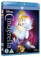 Cinderella - Diamond Edition Blu-ray 1950 Region