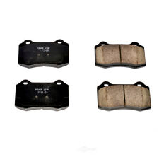 Disc Brake Pad Set-Evolution Ceramic Disc Brake Pad Rear,Front Power Stop 16-592