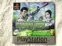 74363 Instruction Booklet - Syphon Filter 2 - Sony PS1 Playstation 1 (2001) SCES
