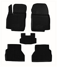 FORD B-MAX 2012- Rubber Car Floor Mats All Weather Alfombrillas Goma