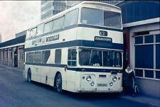 724 YWA 124G Sheffield Transport 6x4 Quality Bus Photo