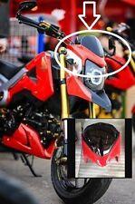 Honda Grom Msx125 Windshield diaphragm Windscreen Accessories Mask Nose Beak New