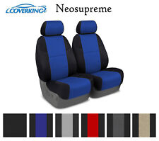 Coverking Custom Seat Covers Neosupreme Front Row - 6 Color Options