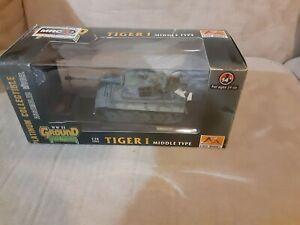 MRC 1/72 Easy Model Tiger I Tank sPzAbt101 Normandy '44 36216 9580208362168