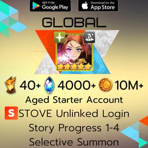 [Global] Silver Blade Aramintha   Epic Seven Epic 7 Aged Moonlight Starter