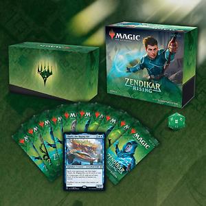 new Magic: The Gathering Zendikar Rising Bundle | 10 Draft Booster Packs sealed