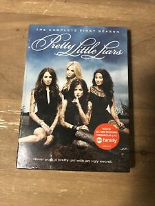 Pretty Little Liars: The Complete First Season (DVD, 2011) BRAND NEW & SEALED