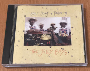 Beer Joint & Tailoring by Jolly Boys (CD, First Warning)