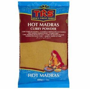 TRS Madras Curry Powder (Mild , Hot) 100 g