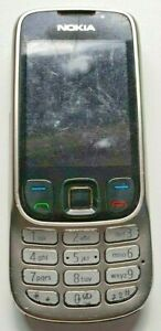 Nokia 6303 classic - Silver (ee/T-Mobile) Mobile Phone, UK Seller