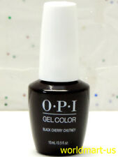 OPI Gel Color Soak Off GC I43- Black Cherry Chutney