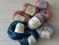 Belsaida maxi Filitaly-Lab 26% Alpaca 4% Merino fine wool 70% viscose, 50g,110m