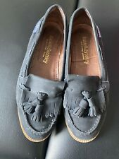 RUSSELL & BROMLEY  Suede Leather Chester Loafers Shoes, UK 5.5 EU 38½