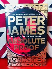 Absolute Proof by Peter James 9780230772182