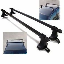 "New 54"" Universal Top Roof Rack Cross Bars Luggage For 4 Door Car SUV Truck Jeep"