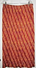 16W Maggie McNaughton Washable Print Broomstick Pleats Skirt NWOTS