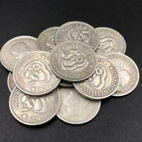 1946 - 1963 Australian Shilling 50% Silver PreDecimal Coin Discount For Bulk Buy