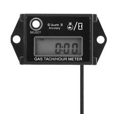 IP68 Digitale LCD Contachilometri Tachimetro Contagiri Per 2/4 ATV Moto