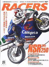 RACERS Vol.21 HONDA NSR250 Japanese book