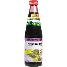 HOLUNDERSAFT Bio Schoenenberger 330 ml PZN 692133