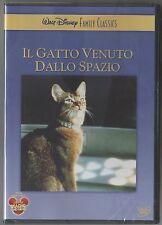 IL GATTO VENUTO DALLO SPAZIO  DVD DISNEY SIGILLATO!!!