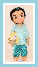 "❤️Disney Animators' Collection LARGE 16"" JASMINE Doll Toddler Aladdin Raja❤️"