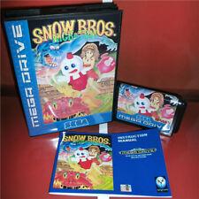Snow Bros sega megadrive  new