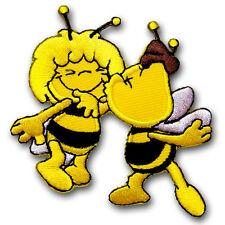Willi Biene Maya the Bee Hornet Patch Embroidered Iron on Cartoon Animal Maja MC