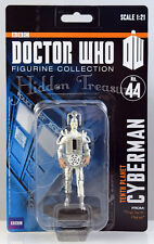 Doctor Who TENTH PLANET CYBERMAN Collectible Resin Figure No.44