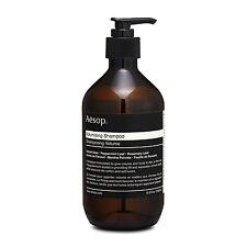 Aesop volumising шампунь 500 мл толщина очищают увлажняют укреплять уход за волосами #17259