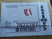 VIESSMANN AIR PRESSURE SWITCH APS 335/270PA 7822787 NEW