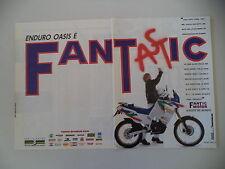 advertising Pubblicità 1988 MOTO FANTIC OASIS 50
