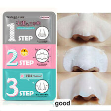 Fashion 3Step Blackhead Remover Nose Face Mask Acne Remover Kit Beauty Cleaning