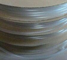 1 mm de diámetro. Tubo termocontraíble transparente 6 M tubería del encogimiento