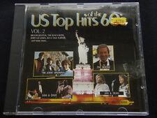 U.S. Top Hits Of The 60's Vol.2 CD (C332V)