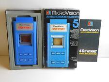 MB microvision jeu 4 Quatre gagne dans neuf dans sa boîte avec mode d'emploi